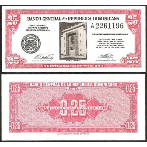 DOMINICAN REPUBLIC 25...