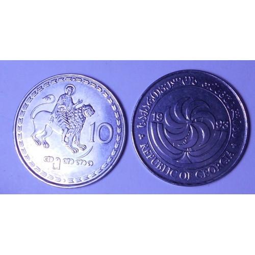 GEORGIA 10 Thetri 1993