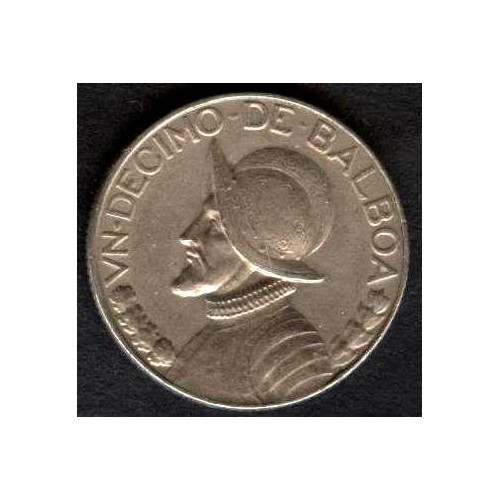 PANAMA 1/10 Balboa 1982