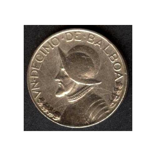 PANAMA 1/10 Balboa 1973
