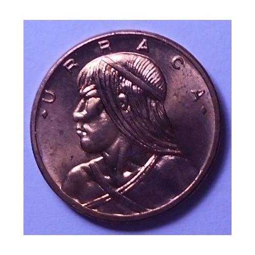PANAMA 1 Centesimo 1983