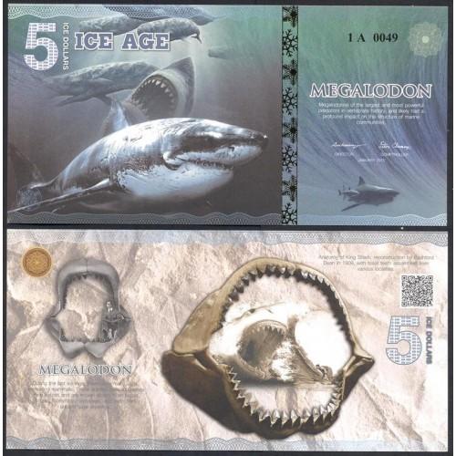 ICE AGE 5 Ice Dollars 2014