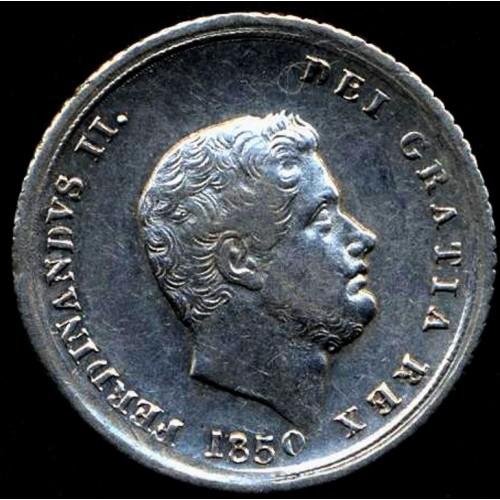 FERDINANDO II CARLINO 1850 AG