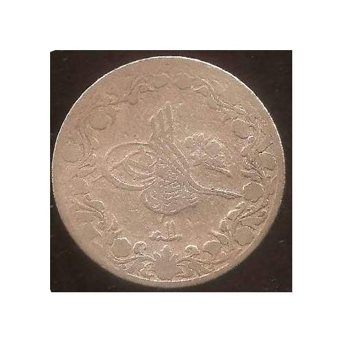 EGYPT 5/10 Qirsh AH 1293/11