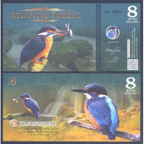 ATLANTIC FOREST 8 Aves...