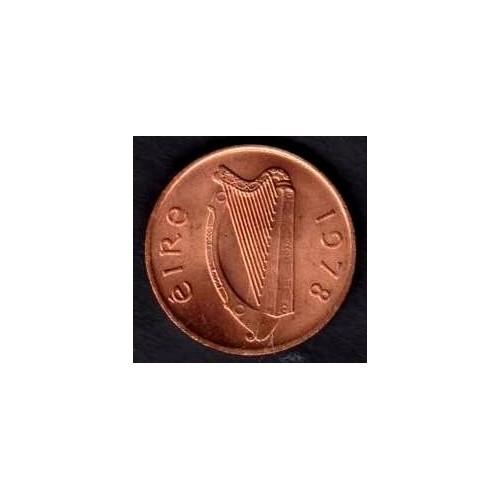 IRELAND 1 Penny 1978