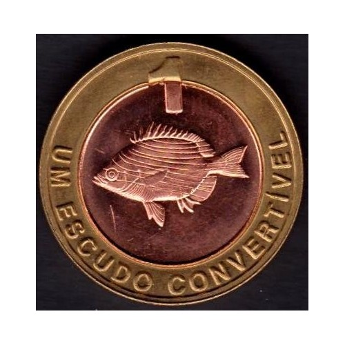 CABINDA 1 Escudo 2008