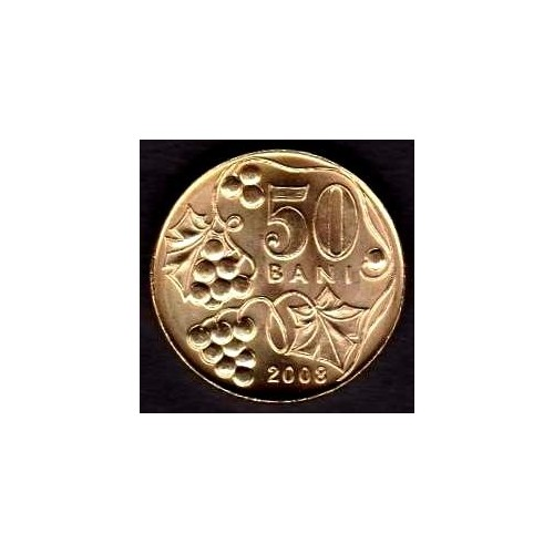 MOLDOVA 50 Bani 2008