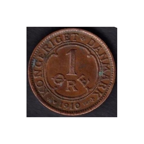 DENMARK 1 Ore 1910