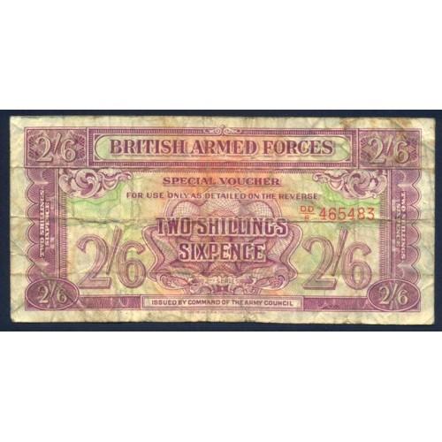 GREAT BRITAIN 2 Shillings 6...