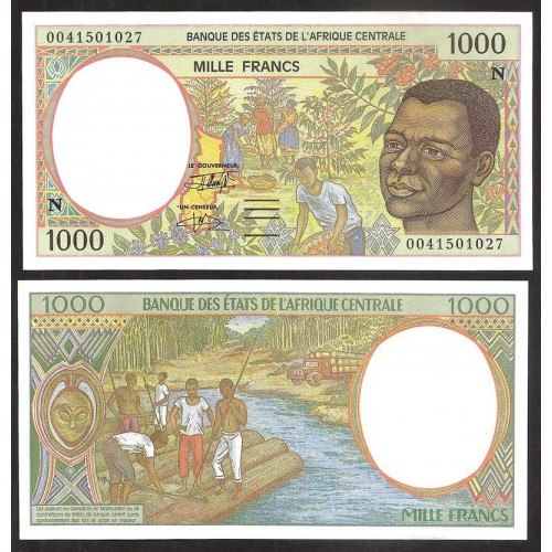 EQUATORIAL GUINEA (C.A.S.)...