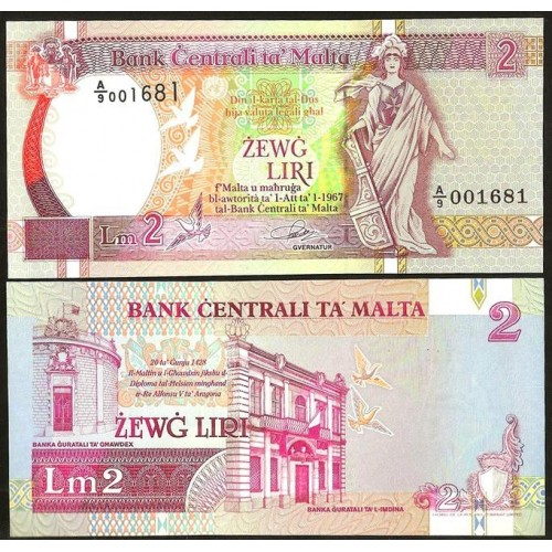 MALTA 2 Liri L. 1967 (1994)
