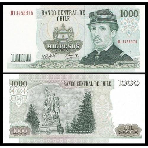 CHILE 1000 Pesos 2005