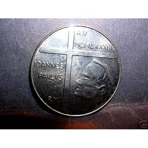 VATICANO 100 Lire 1983