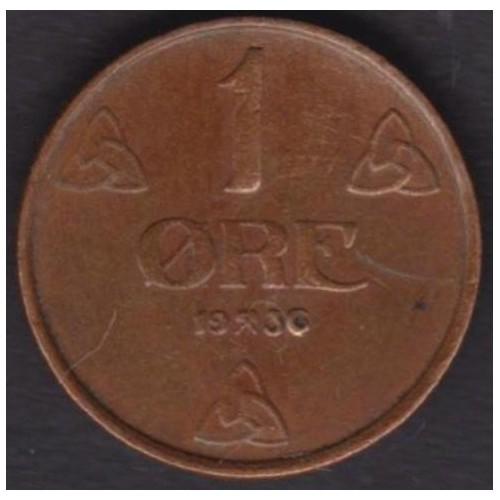 NORWAY 1 Ore 1936