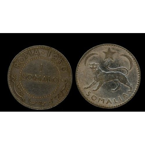 AFIS 1 Somalo 1950 AG
