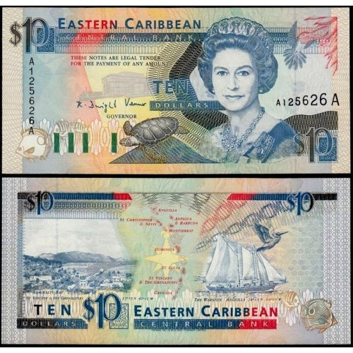 ANTIGUA (EAST CARIBBEAN...