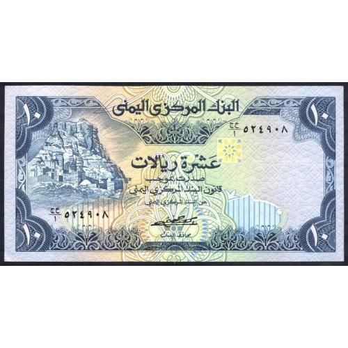 YEMEN ARAB REPUBLIC 10...