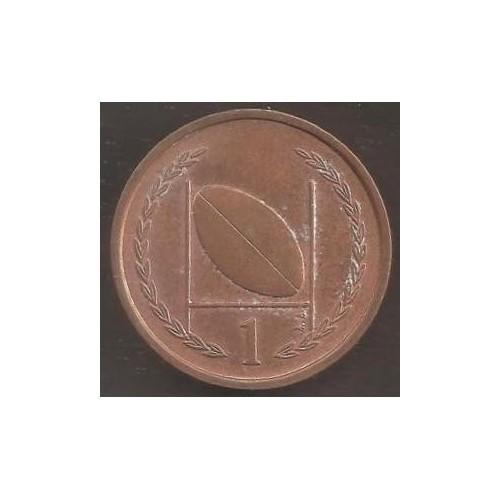 ISLE OF MAN 1 Penny 1997