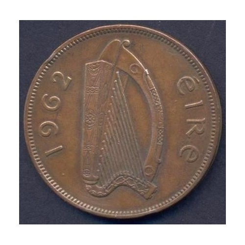 IRELAND 1 Penny 1962
