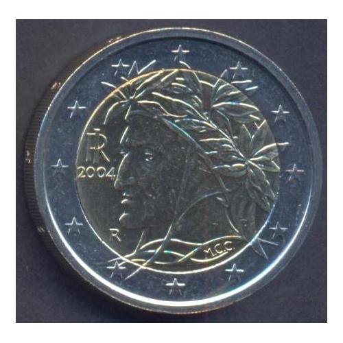 ITALIA 2 EURO 2004 DANTE