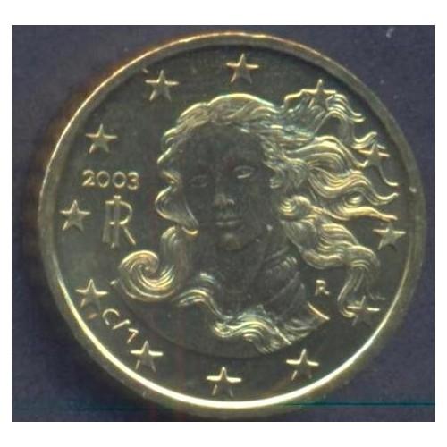 ITALIA 10 Euro Cent 2003