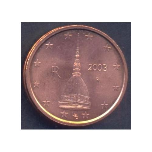 ITALIA 2 Euro Cent 2003
