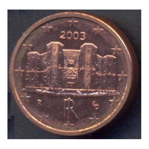 ITALIA 1 Euro Cent 2003