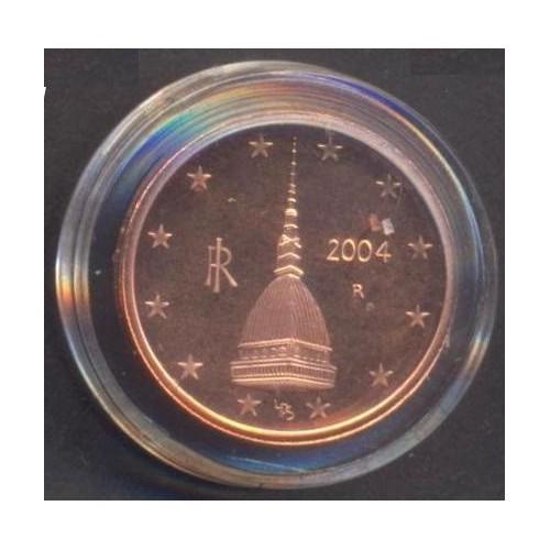 ITALIA 2 Euro Cent 2004 Proof