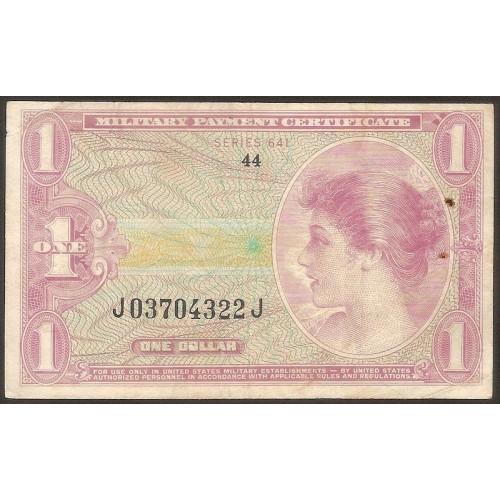 USA 1 Dollar 1965