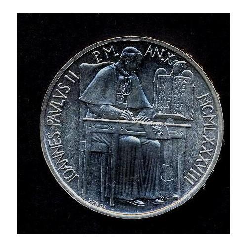VATICANO 1000 Lire 1988 AG