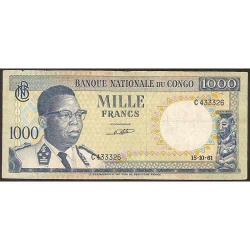 CONGO DEMOCRATIC 1000...