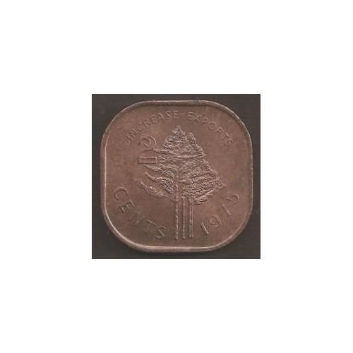 SWAZILAND 2 Cents 1975 FAO
