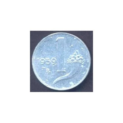 1 Lira 1959