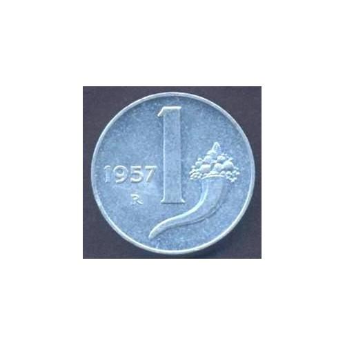1 Lira 1957