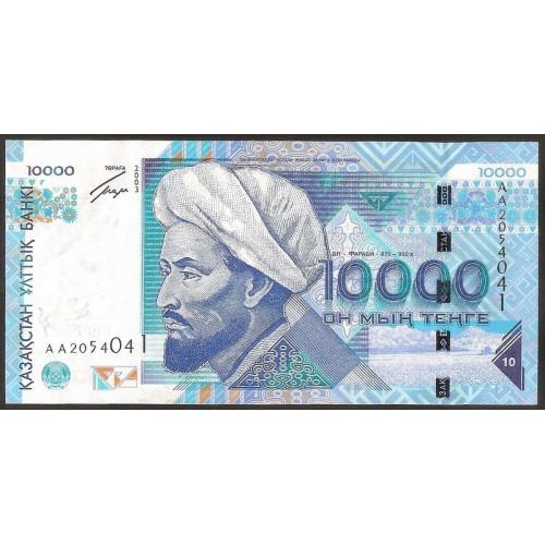 KAZAKHSTAN 10.000 Tenge 2003