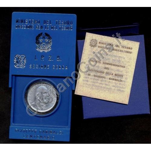 500 LIRE 1982 AG GARIBALDI