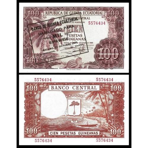 EQUATORIAL GUINEA 1000...