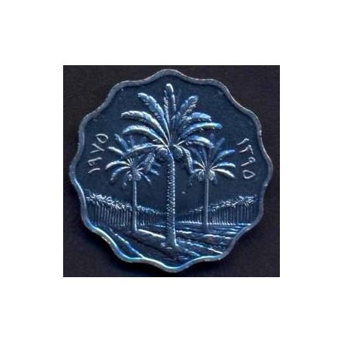IRAQ 10 Fils 1975 FAO