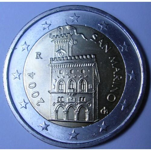 SAN MARINO 2 EURO 2004...
