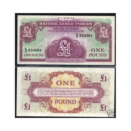 GREAT BRITAIN 1 Pound 1962