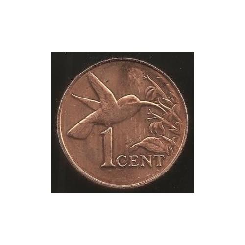 TRINIDAD & TOBAGO 1 Cent 1995