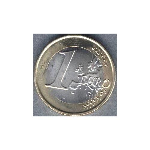 BELGIUM 1 Euro 2009