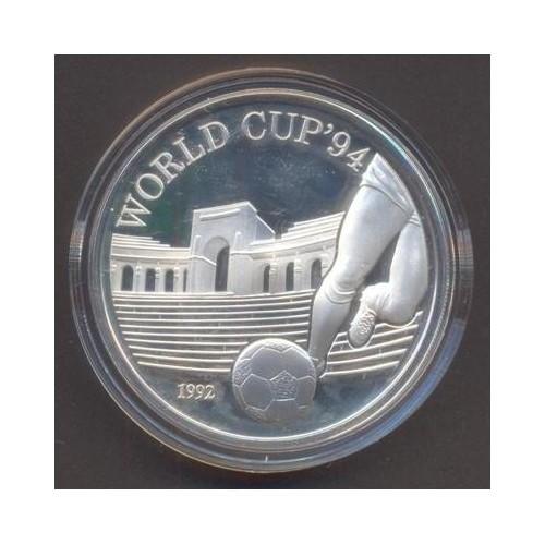 SAMOA 10 Tala 1992 AG World...