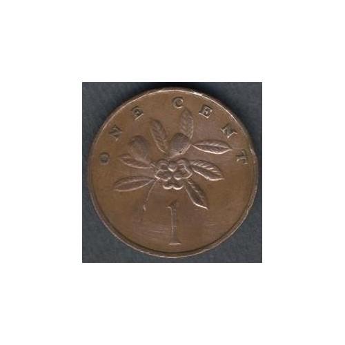 JAMAICA 1 Cent 1969