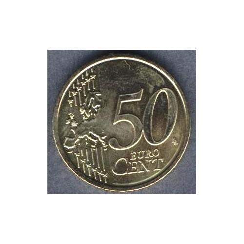 AUSTRIA 50 Euro Cent 2004