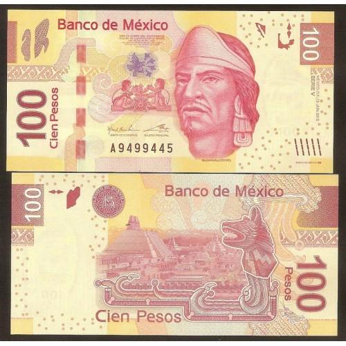 MEXICO 100 Pesos 16.06.2012...