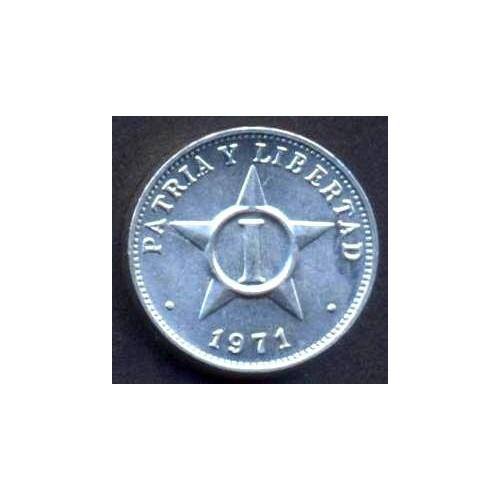 CUBA 1 Centavo 1971