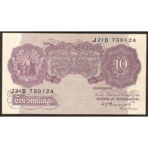 GREAT BRITAIN 10 Shillings...