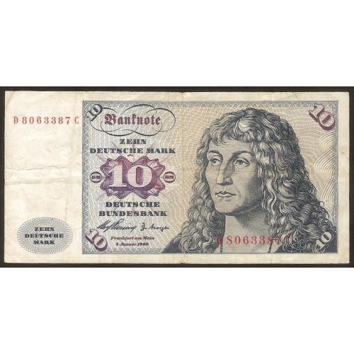 GERMANY FEDERAL REPUBLIC 10...